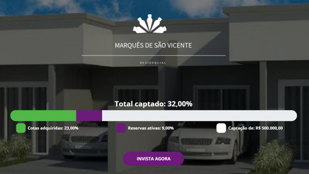 Como escolher o melhor projeto de crowdfunding imobiliário para investir: Marquês de São Vicente