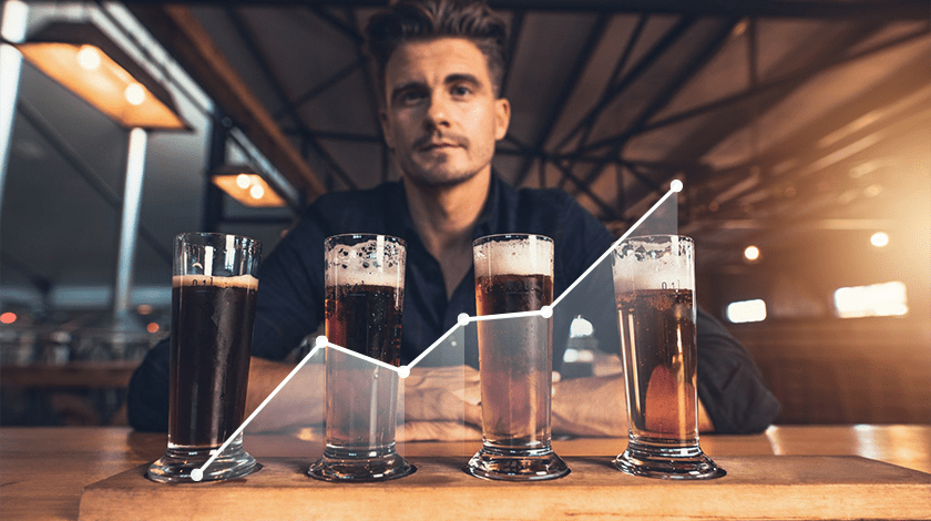 Mercado de cerveja artesanal cresce no Brasil